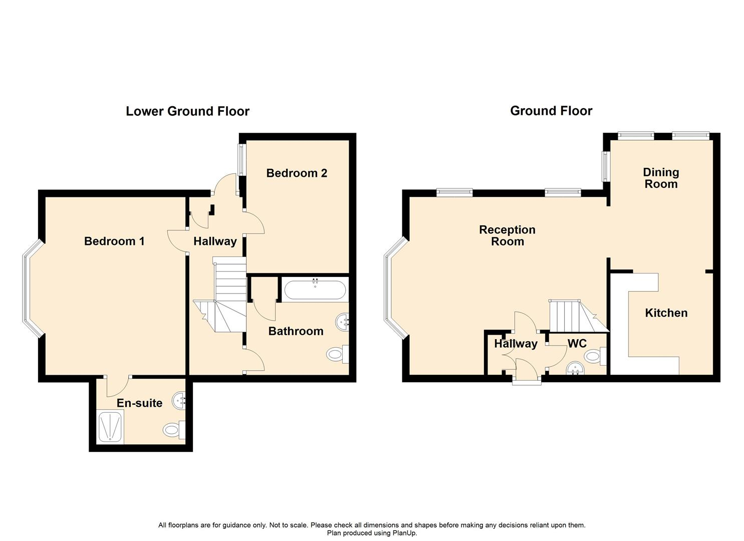 2 Bedroom Apartment For Sale - Flat 1, 14 Lulworth Road, Southport.jpg